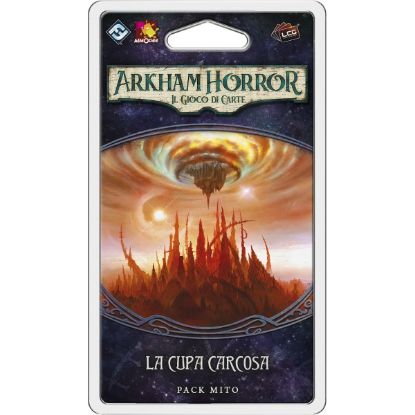 ARKHAM HORROR LCG - LA CUPA CARCOSA