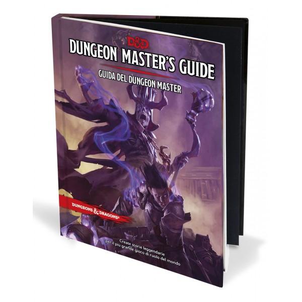 DUNGEONS & DRAGONS 5A EDIZIONE - GUIDA DEL DUNGEON MASTER (PRIMA EDIZIONE)