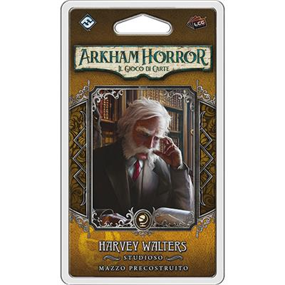 ARKHAM HORROR LCG - INVESTIGATORE HARVEY WALTERS