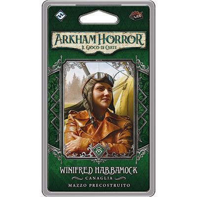 ARKHAM HORROR LCG - INVESTIGATORE WINIFRED HABBAMOCK