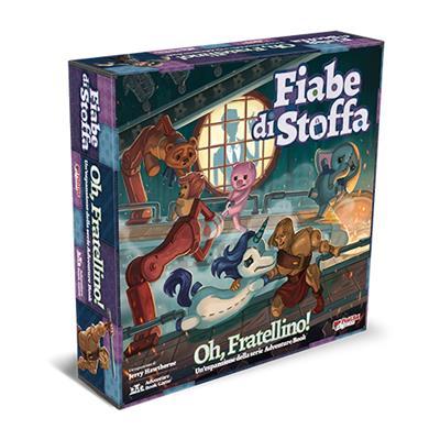 FIABE DI STOFFA - OH FRATELLINO!