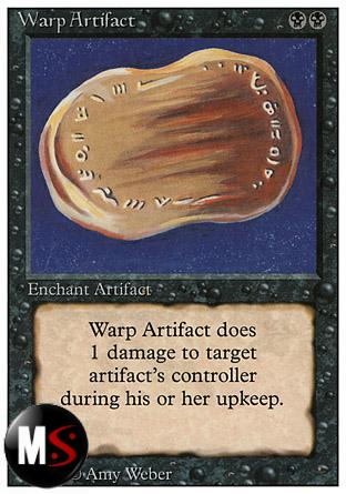 WARP ARTIFACT