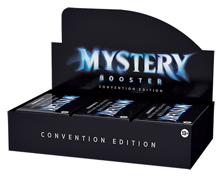 MYSTERY BOOSTER: CONVENTION EDITION - BOX 24 BUSTE
