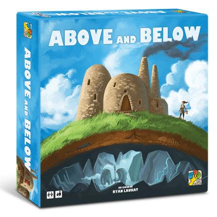 ABOVE AND BELOW - EDIZIONE ITALIANA