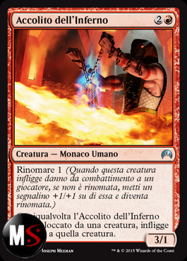 ACCOLITO DELL'INFERNO