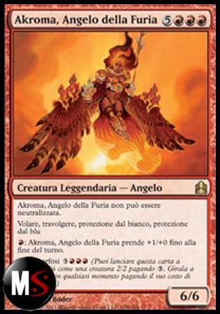 AKROMA, ANGELO DELLA FURIA