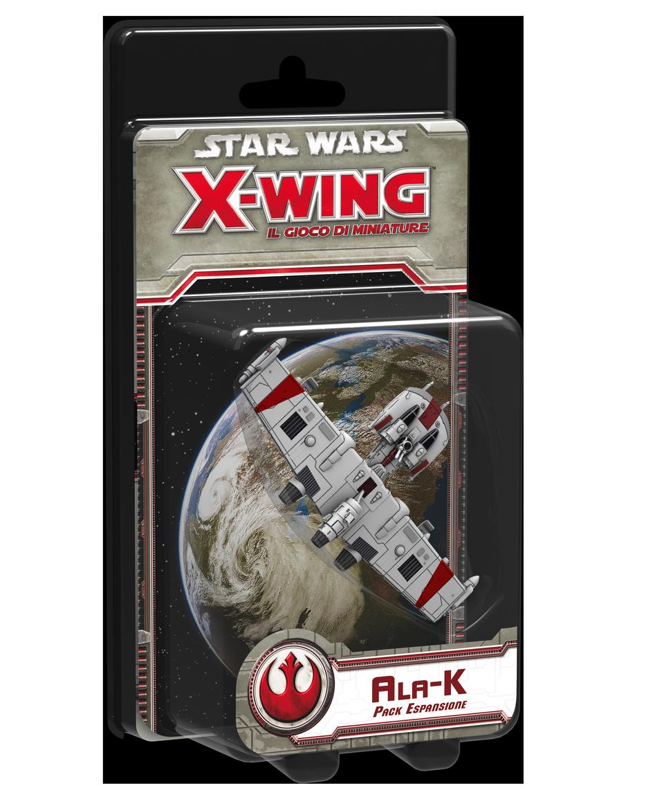 STAR WARS X-WING: IL GIOCO DI MINIATURE - ALA K