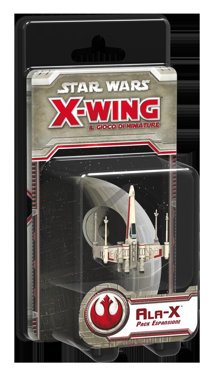 STAR WARS X-WING: IL GIOCO DI MINIATURE - ALA X