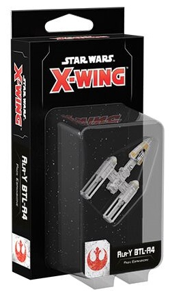 STAR WARS X-WING ALA-Y BTL-A4 SECONDA ED.