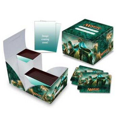 PORTA MAZZO - PRO DUAL DECK BOX - MAGIC CONSPIRACY
