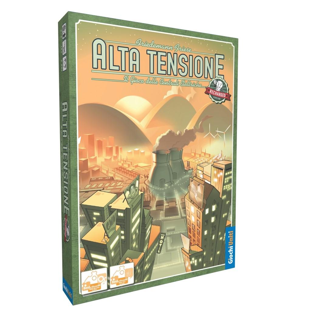 ALTA TENSIONE (POWER GRID) - RISTAMPA
