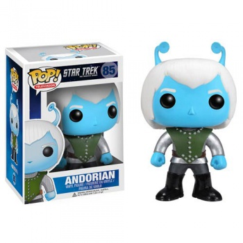 TV - STAR TREK - ANDORIAN - FUNKO POP!