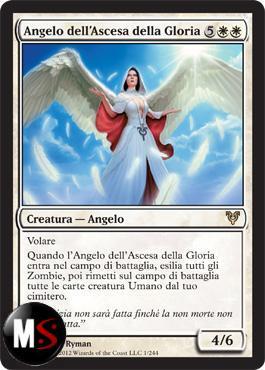ANGELO DELL'ASCESA DELLA GLORIA