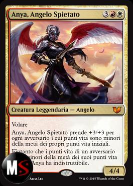 ANYA, ANGELO SPIETATO