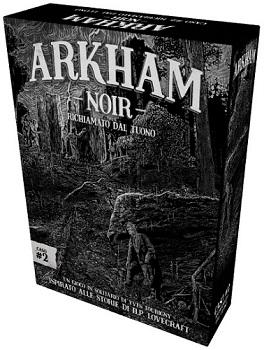 ARKHAM NOIR - CASO #2 - RICHIAMATO DAL TUONO