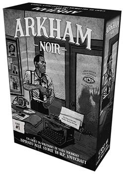 ARKHAM NOIR - CASO #1 - GLI OMICIDI DEL CULTO DELLA STREGA