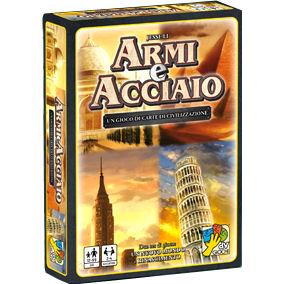 ARMI E ACCIAIO