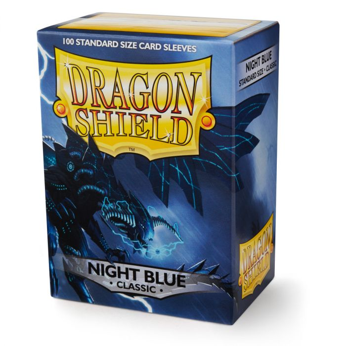 DS BUSTE PROTETTIVE STANDARD DA 100 - CLASSIC NIGHT BLUE