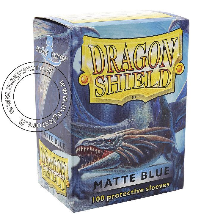 BUSTE PROTETTIVE STANDARD DA 100 - MATTE BLUE