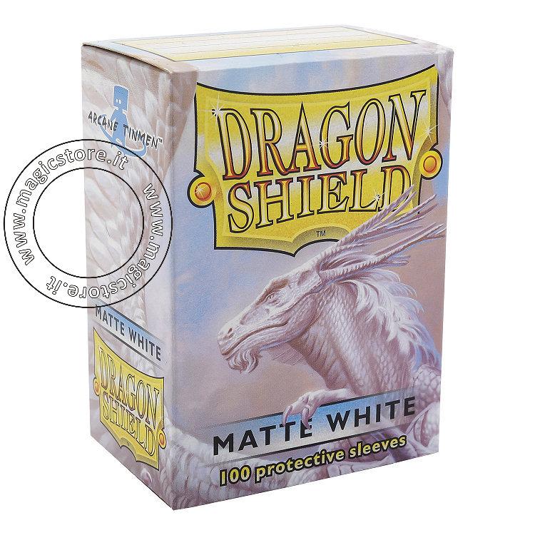 BUSTE PROTETTIVE STANDARD DA 100 - MATTE WHITE