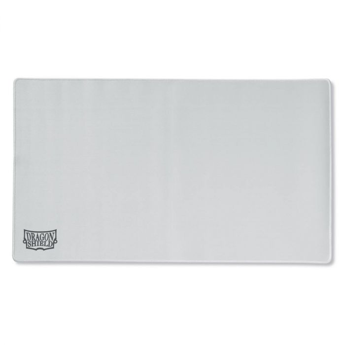 DRAGON SHIELD PLAYMAT - PLAIN WHITE
