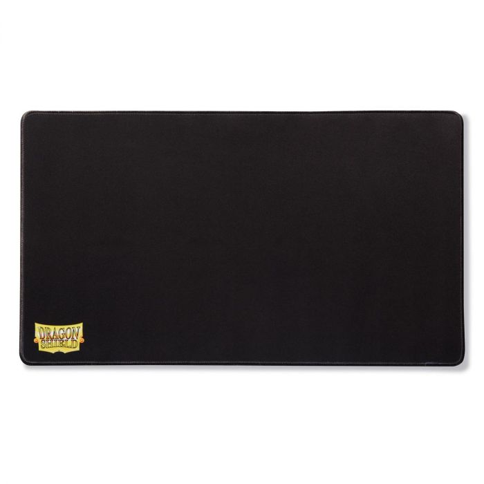 DRAGON SHIELD PLAYMAT - PLAIN BLACK