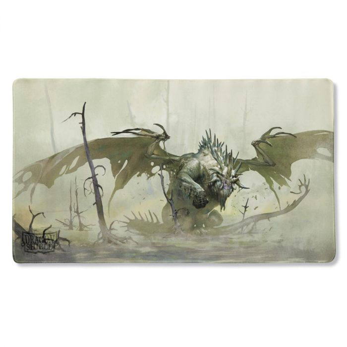 DRAGON SHIELD PLAYMAT - DASHAT - LIVING LUNACY
