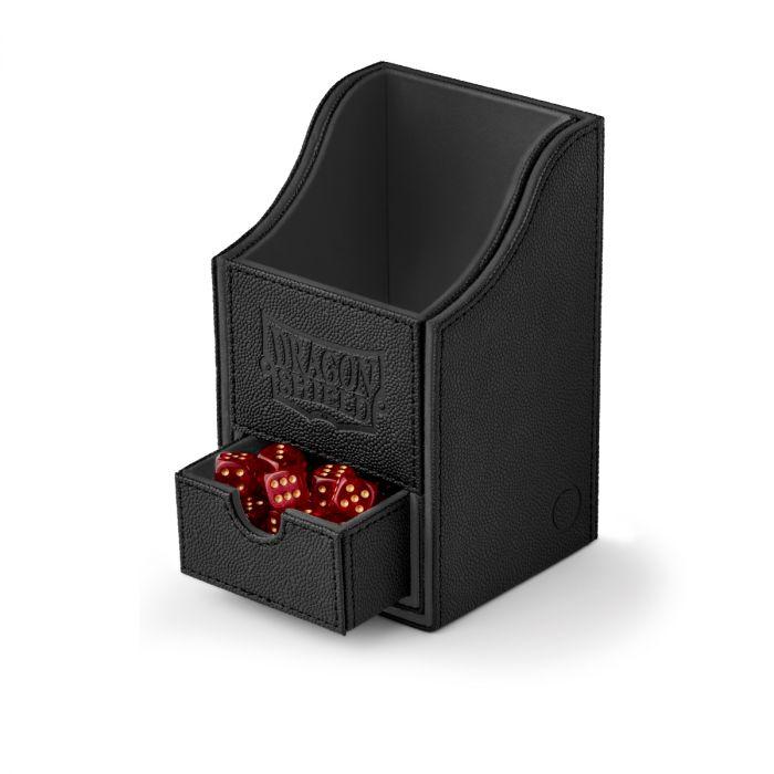 DS - NEST BOX 100 + PORTA DADI - BLACK/BLACK