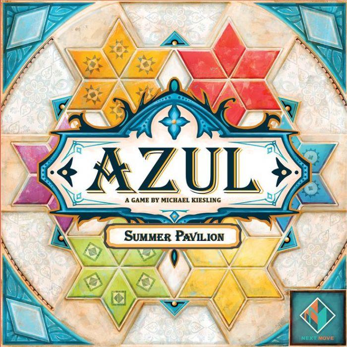 AZUL: SUMMER PAVILION - ITALIANO
