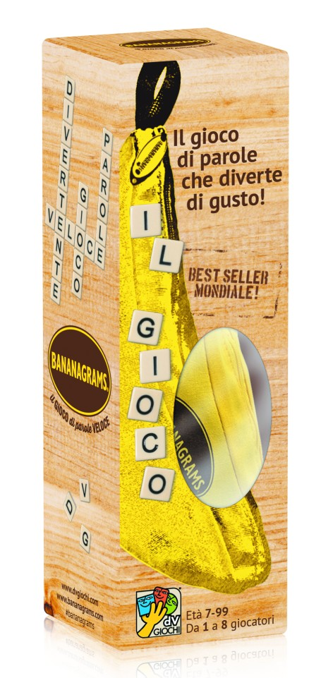 BANANAGRAM - ITALIANO
