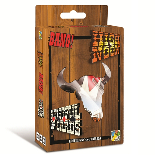 BANG! - HIGH NOON + A FISTFUL OF CARDS