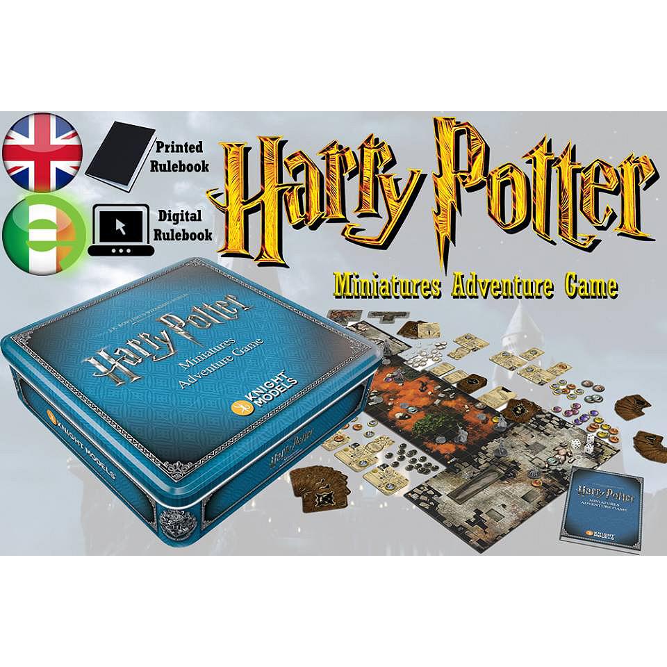 HARRY POTTER MINIATURE ADVENTURE GAME - BASE