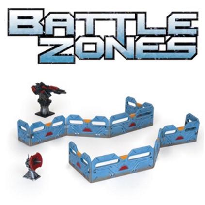 BATTLEZONES - DEFENCE LINE KIT