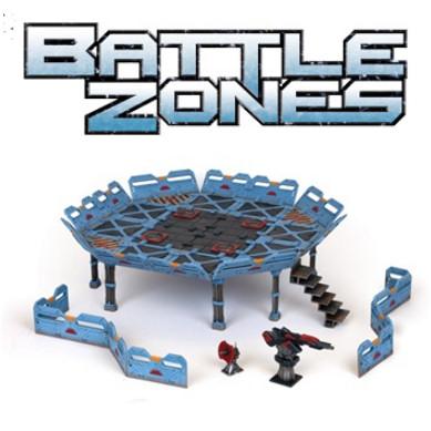 BATTLEZONES - LANDING PAD KIT