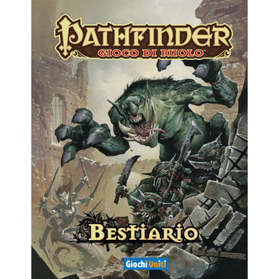 PATHFINDER - BESTIARIO - REPRINT