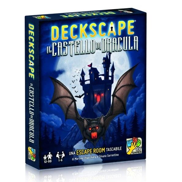 DECKSCAPE - IL CASTELLO DI DRACULA