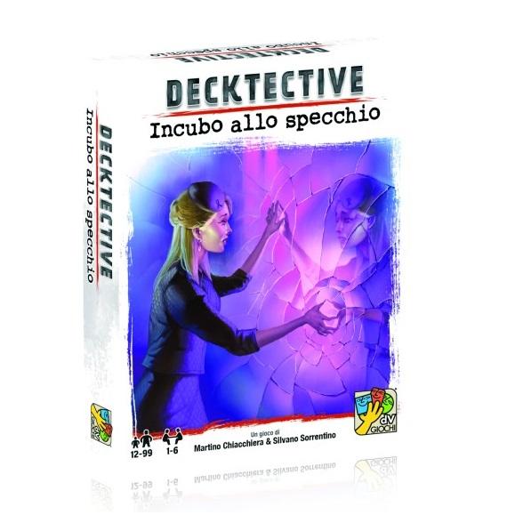 DECKTECTIVE - INCUBO ALLO SPECCHIO