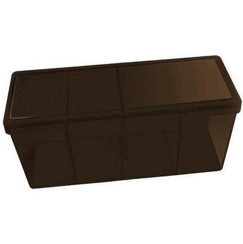 BOX 4 SPAZI - BROWN (PER CONTENERE 320+ CARTE CON RELATIVE SLEEVES)