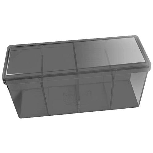 BOX 4 SPAZI - SILVER (PER CONTENERE 320+ CARTE CON RELATIVE SLEEVES)
