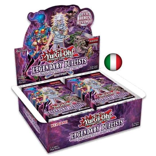 DUELLANTI LEGGENDARI: DESTINO IMMORTALE - BOX 36 BUSTE ITA