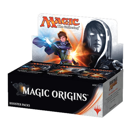 MAGIC ORIGINS - BOX 36 BUSTE ITALIANO