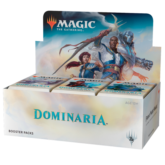 DOMINARIA - BOX 36 BUSTE ITALIANO