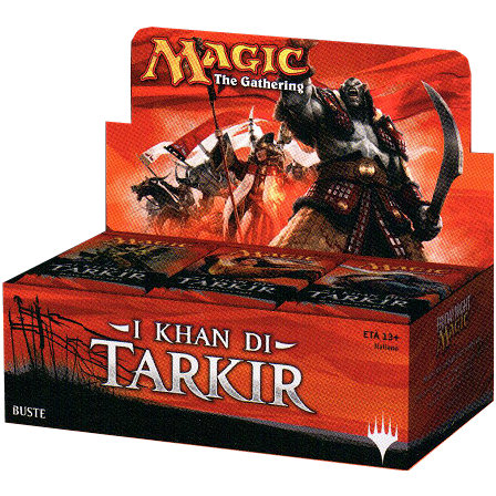 KHANS OF TARKIR - BOX 36 BUSTE ITA