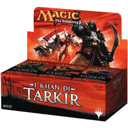 KHANS OF TARKIR - BOX 36 BUSTE ITA