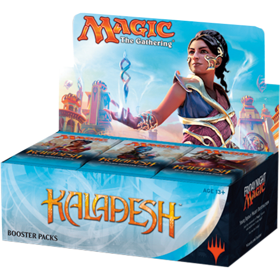 KALADESH - BOX 36 BUSTE ITALIANO