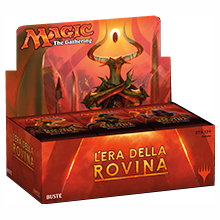 HOUR OF DEVASTATION - L'ERA DELLA ROVINA - BOX 36 BUSTE ITALIANO