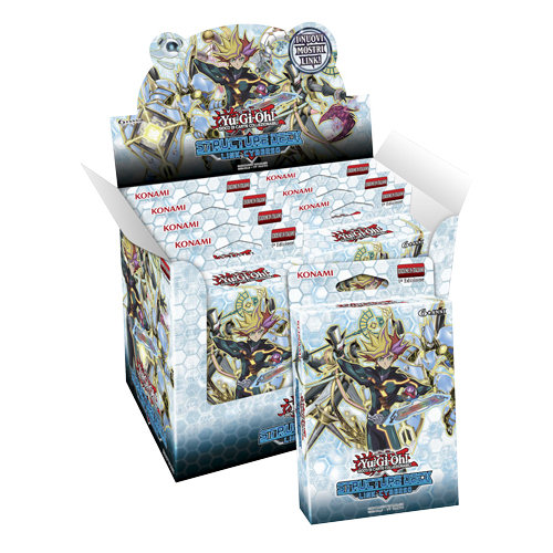 LINK CYBERSO STRUCTURE DECK  - BOX 8 MAZZI