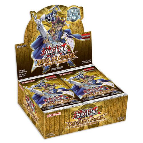 DUELIST PACK RIVALI DEL FARAONE - BOX 36 BUSTE ITA