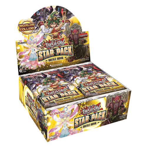 STAR PACK 2017 - BOX 50 BUSTE ITA