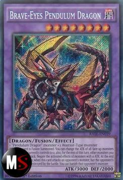 Drago pendulum occhi coraggiosi - Drago furioso occhi diversi ...
